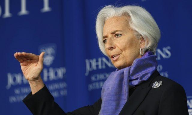 Глава МВФ призвала регулировать цифровые валюты на глобальном уровне