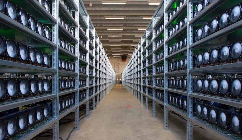 В Оренбурге обнаружили большую майнинг-ферму в промышленном цеху