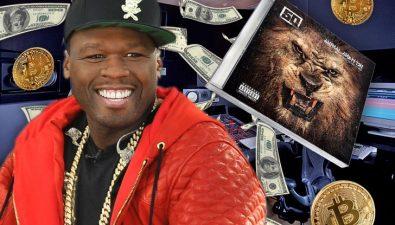 50 Cent заработал больше 700 биткоинов за альбом Animal Ambition
