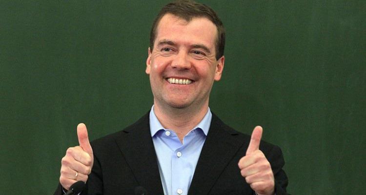 Дмитрий Медведев высказался о криптовалютах и блокчейне