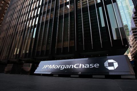 JPMorgan тестирует блокчейн для передачи долговых обязательств
