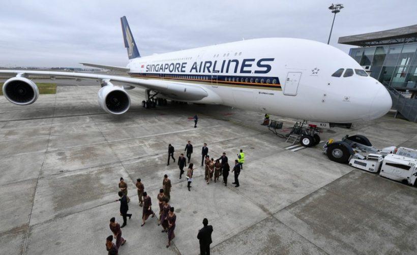 Singapore Airlines будет использовать блокчейн