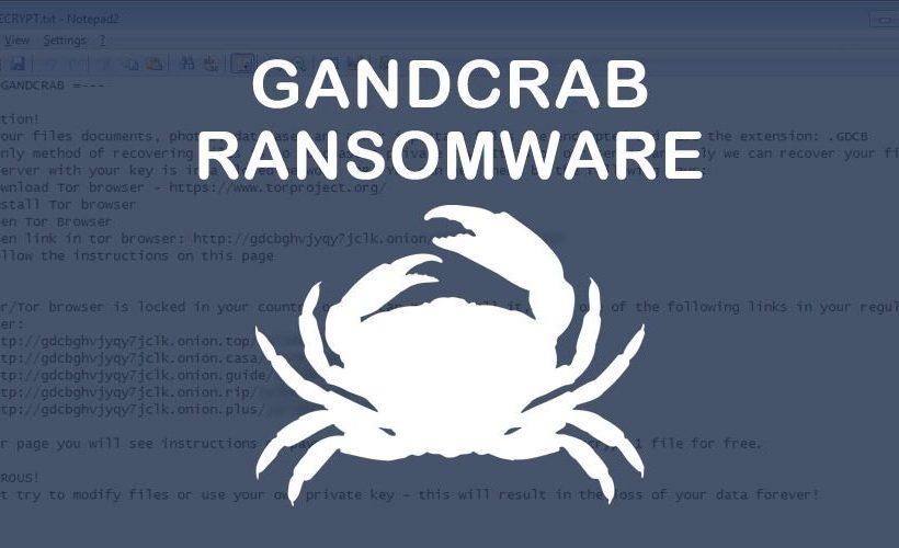 Программа-вымогатель Dash «GandCrab» распространяется через зараженные Pdf-файлы