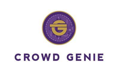 Crowd Genie — кредитная платформа для малого и среднего бизнеса на блокчейне