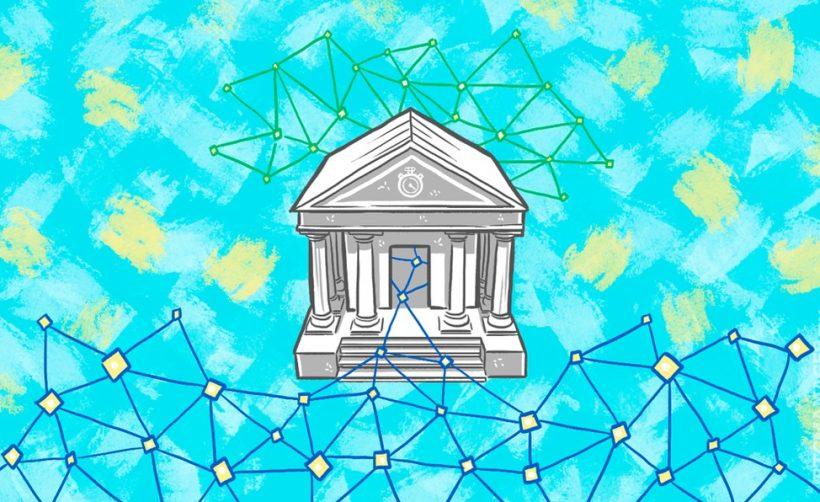 Банки продолжают демонстрировать свои успехи в интеграции технологии блокчейн