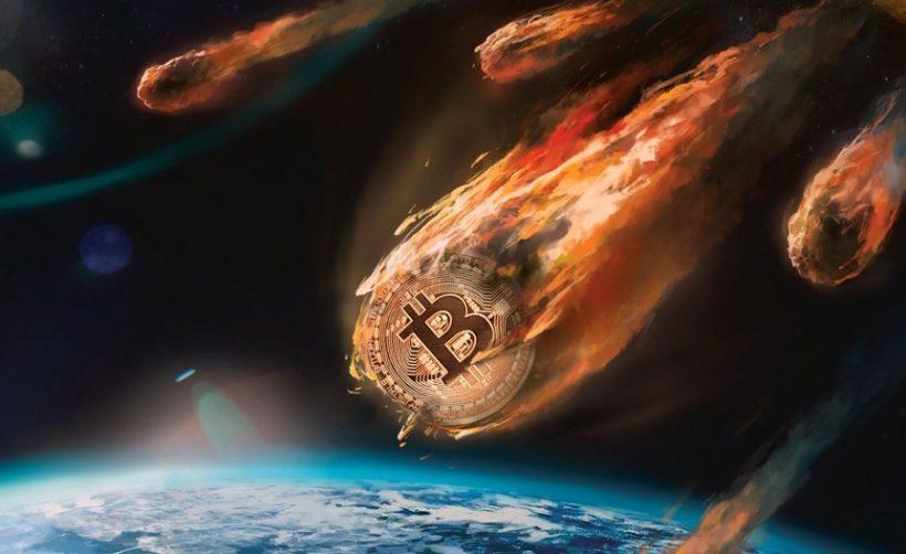 30% падение за 5 дней — куда дальше двинется биткоин?