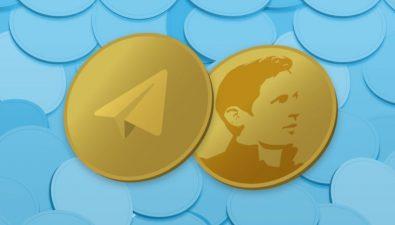Продолжают всплывать фейковые сайты с ICO Telegram