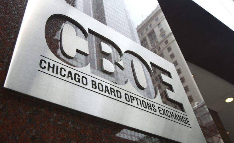 CBOE изменит шаг цены биткоин-фьючерсов
