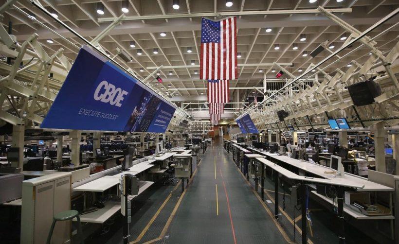 Cboe Global Markets займется созданием продукции на базе криптовалют