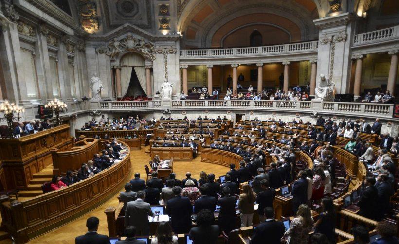 Парламент Португалии обсудит правила регулирования криптовалют