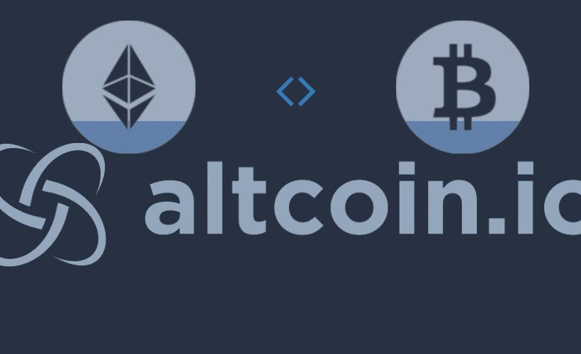 Altcoin.io анонсировал бета-версию децентрализованной биржи