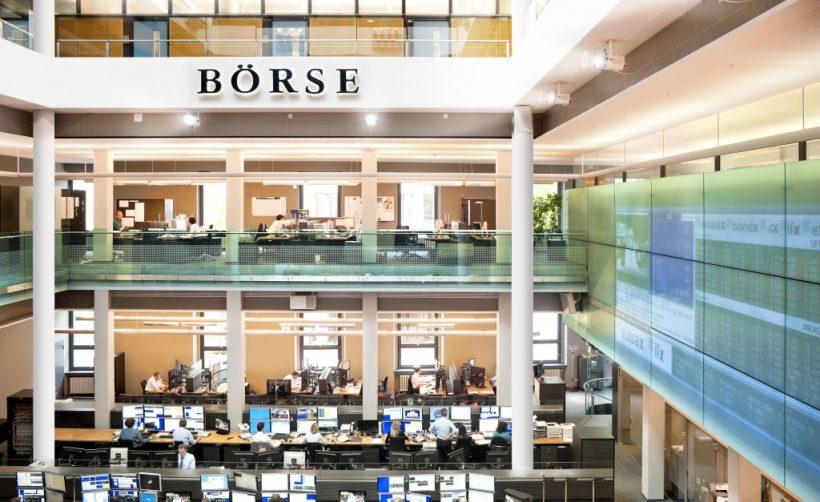Одна из крупнейших фондовых бирж Германии начнет торговлю криптовалютой