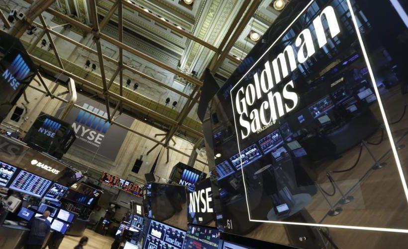 Goldman Sachs намерен торговать биткоин-фьючерсами