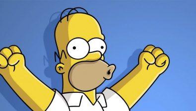 Симпсоны майнят биткоин и говорят о блокчейне в мобильной игре