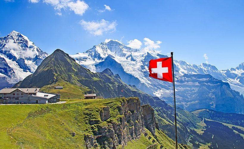 В Швейцарии проведут первое голосование на блокчейне