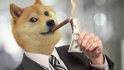 Один из адресов DOGE содержит 27% от всей эмиссии криптовалюты