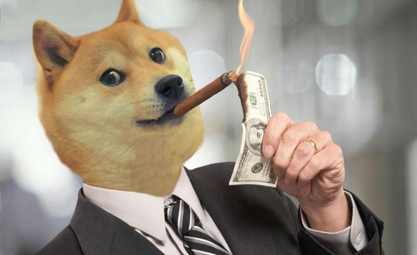 Илон Маск снова твитит о Dogecoin — курс монеты летит вверх