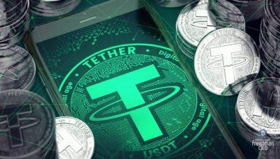 CoinMetric: «80% монет Tether принадлежит китам»