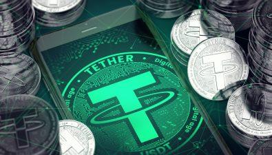 Исследование: каждый Tether меняет своих держателей 46 раз за год