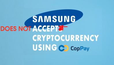 Samsung опровергла заявление CopPay о сотрудничестве