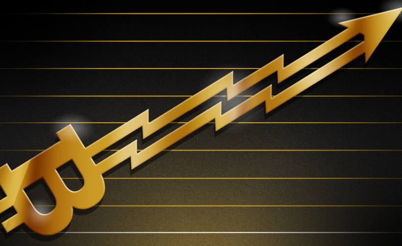 Цена на биткоин преодолела планку $6 800