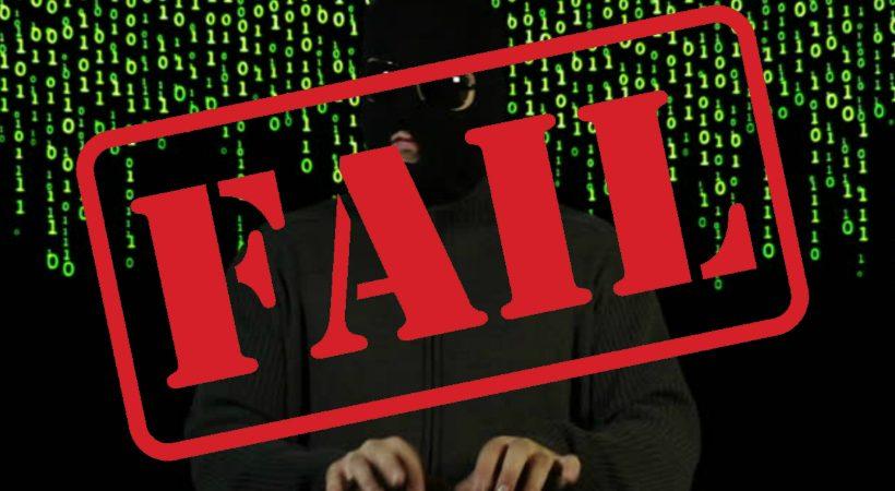 История о неудачной краже миллиона долларов