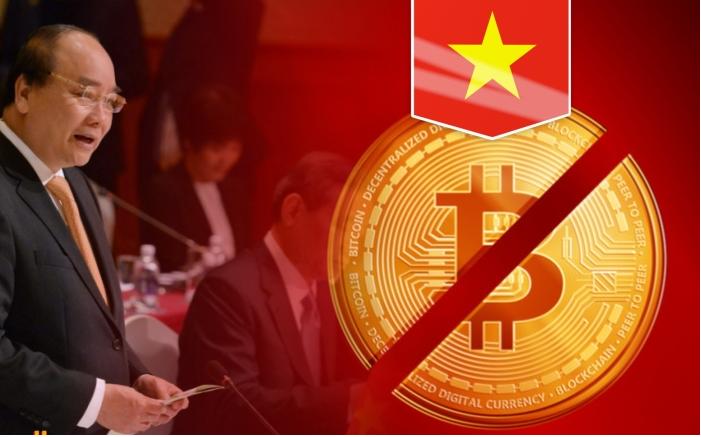 Власти Вьетнама ввели запрет на криптовалюты