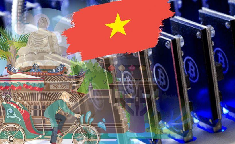 Вьетнам запрещает импорт майнингового оборудования