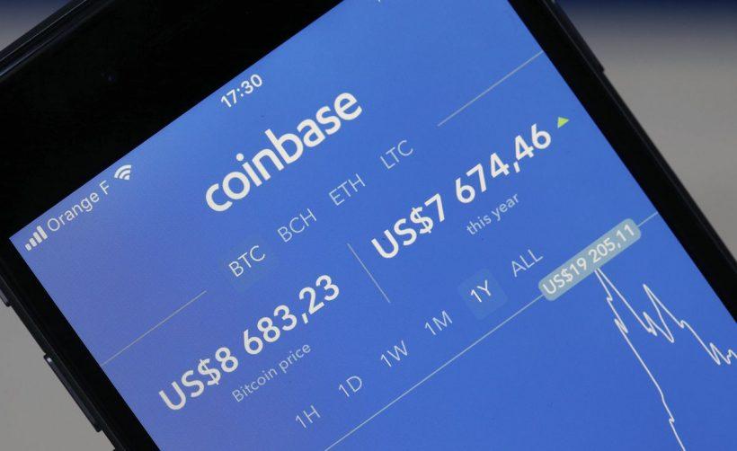 Coinbase добавила поддержку фунта для своих британских пользователей