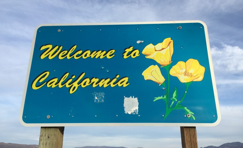 Калифорнийский законодательный орган принимает законопроект о технологии блокчейн