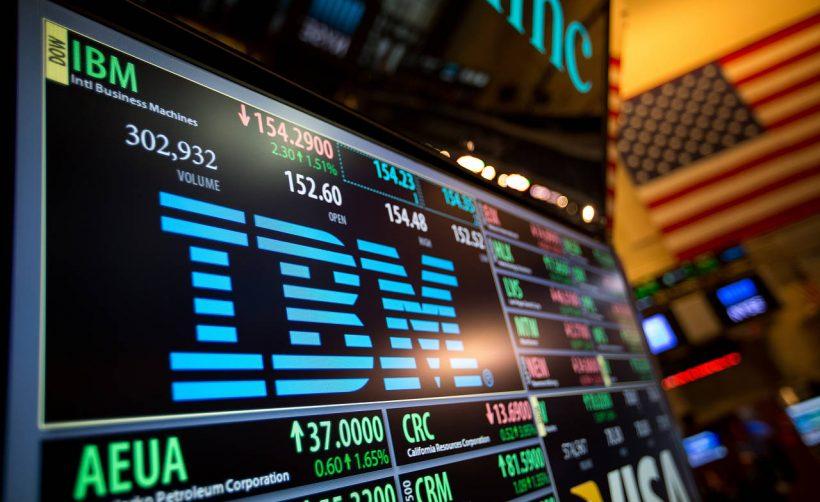 Патент IBM для системы управления базами данных блокчейн.