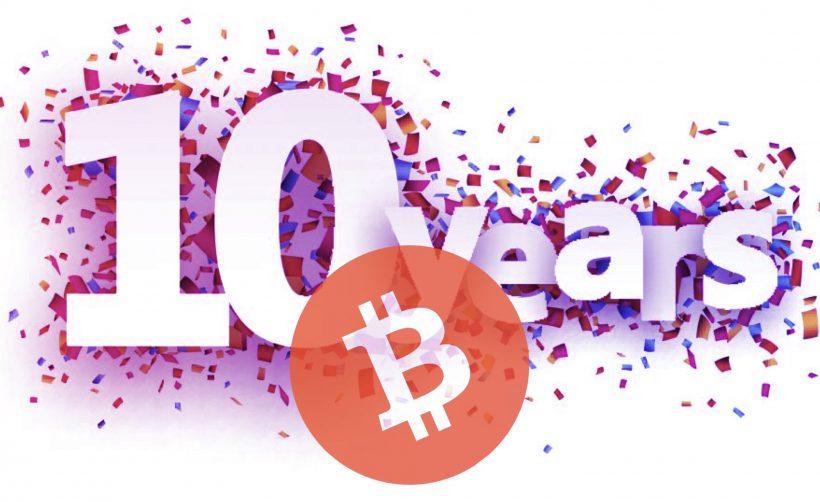 Bitcoin.org празднует годовщину 10 лет