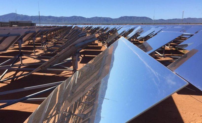 Австралия может увидеть первую майнинг ферму на солнечных батареях