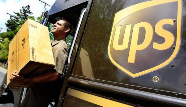 UPS переходит на блокчейн