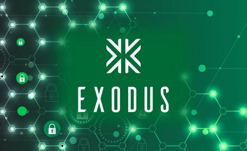 В криптокошелек Exodus была добавлена поддержка Stellar
