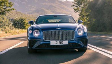 Bentley был впервые продан в США за биткоины