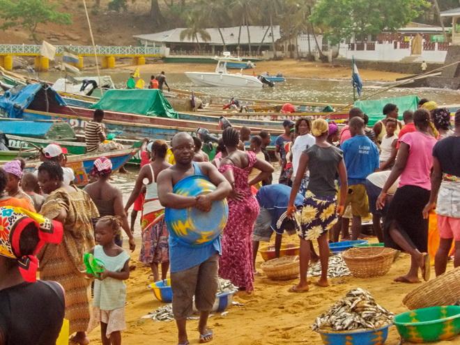Сьерра-Леоне вкупе с ООН создают блокчейн-систему идентификации граждан