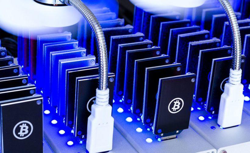 Крупнейший блок в сети биткоина