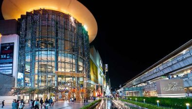 В шикарном районе Бангкока жители торгуют энергией при помощи блокчейн технологии