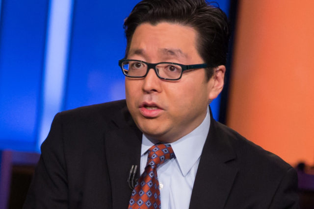 Том Ли: эфириум готов к развороту и последующему мощному ралли