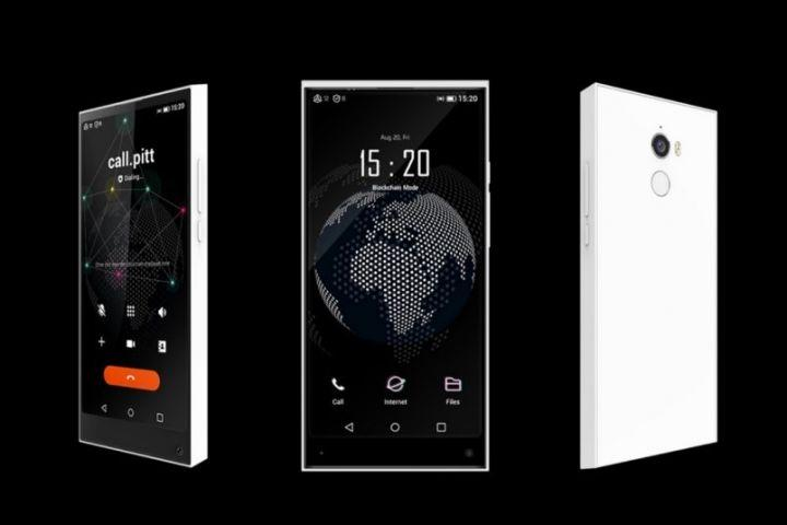 Pundi X выпустит блокчейн смартфон