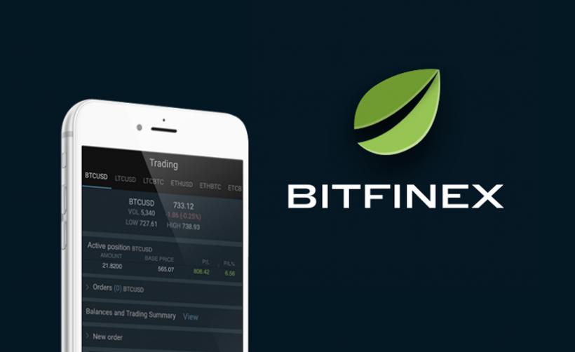 Мобильное приложение Bitfinex стало еще удобнее