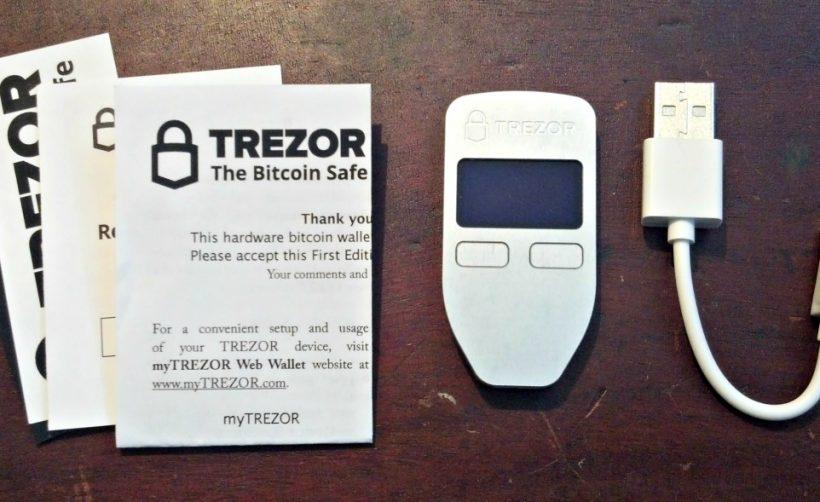 В продаже появились поддельные криптокошельки Trezor