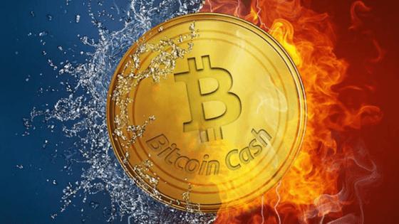 В сети Bitcoin Cash состоялся хардфорк