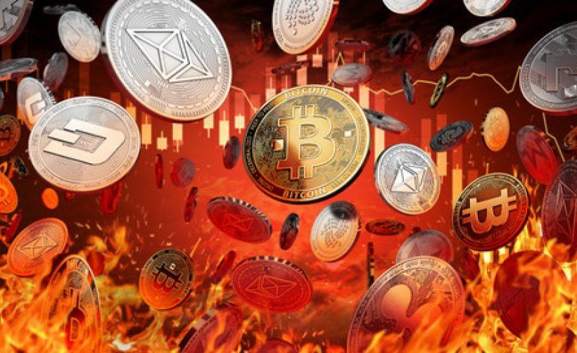 Надежда на восстановление криптовалютного рынка снова убита:биткоин вновь рухнул к $3700