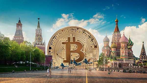 Россия — популярная площадка для обмена криптовалют на фиат иностранцами