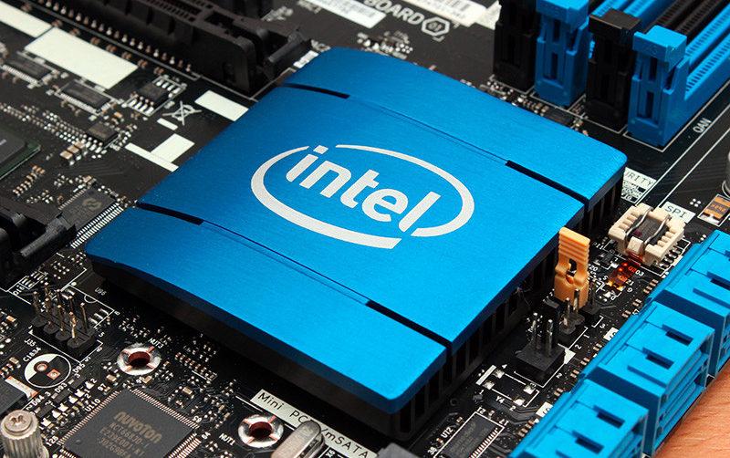Intel запатентовали чип для эффективного майнинга