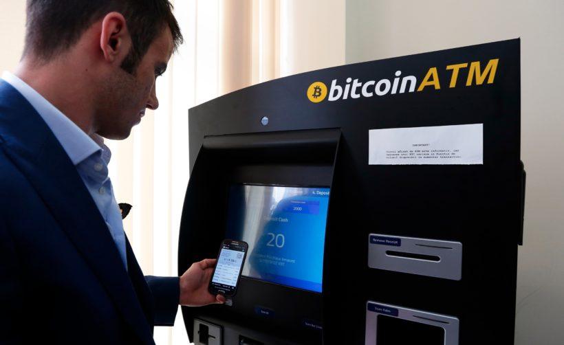 Криптовалютные терминалы: в 2018 году ежедневно устанавливалось 6 новых устройств