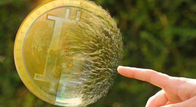 Министр экономики России назвал биткоин мыльным пузырём