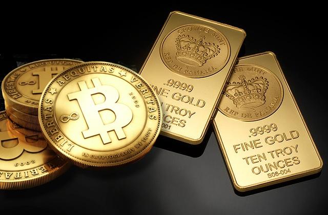 Криптоинвесторы уходят в золото